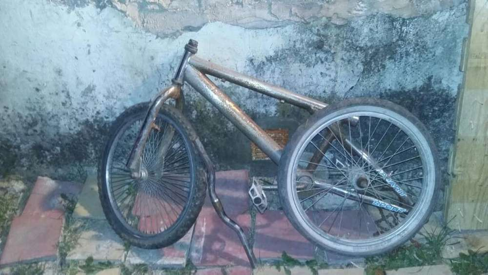 Bicicleta Rodado 20 Desarmada