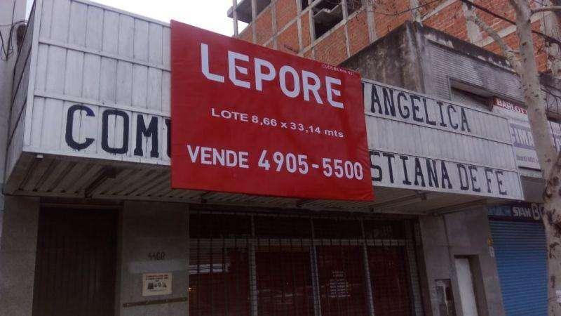 Lote en Venta en Parque avellaneda, Capital federal US 600000