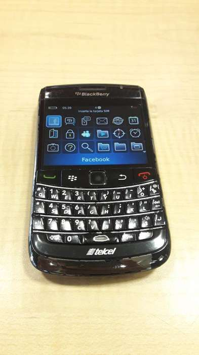 Blackberry Bold de Coleccion O de Apuro