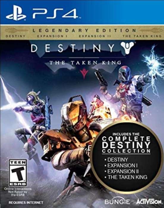 Destiny Edicion Legendaria