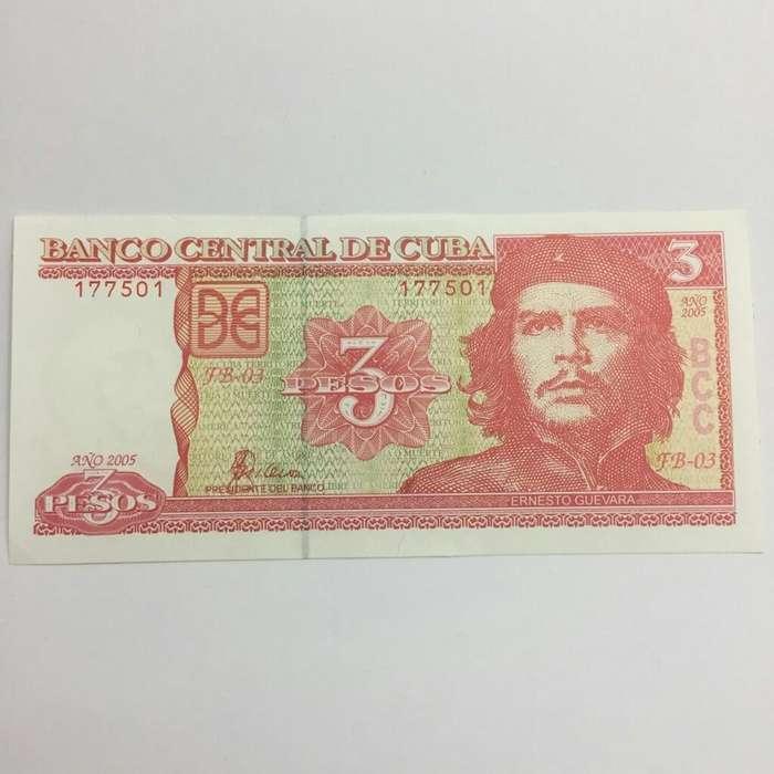 Billetes de Colección de Origen Cubano