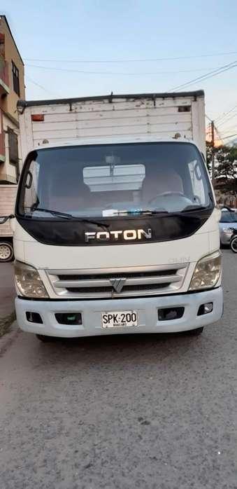 camion foton 2011