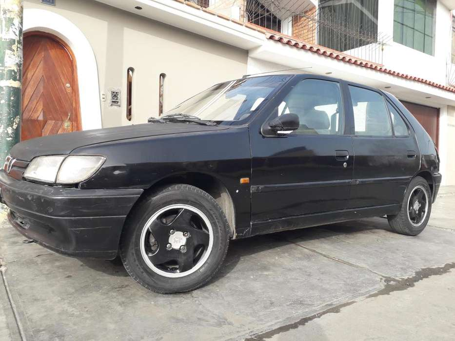 Peugeot 306 1996 - 150000 km