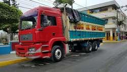 en Venta Camión Man 26460 Año 2003.