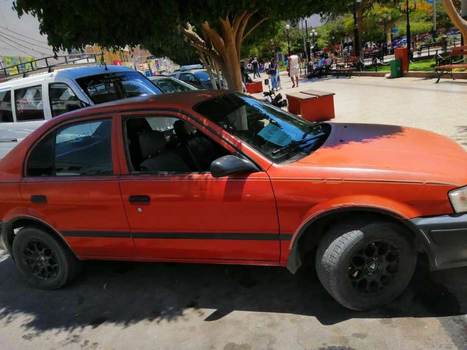 Toyota Tercel 1997 - 210 km