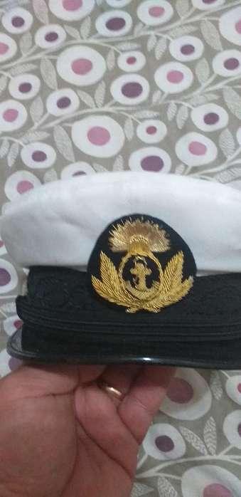 Gorra de Gala