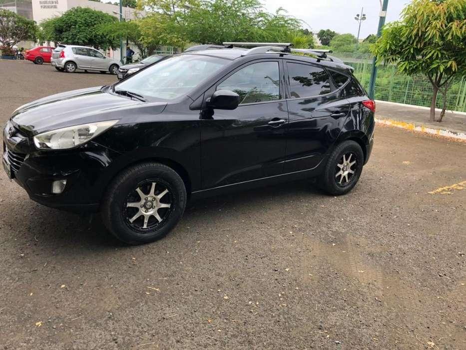 Hyundai Tucson 2013 - 160000 km