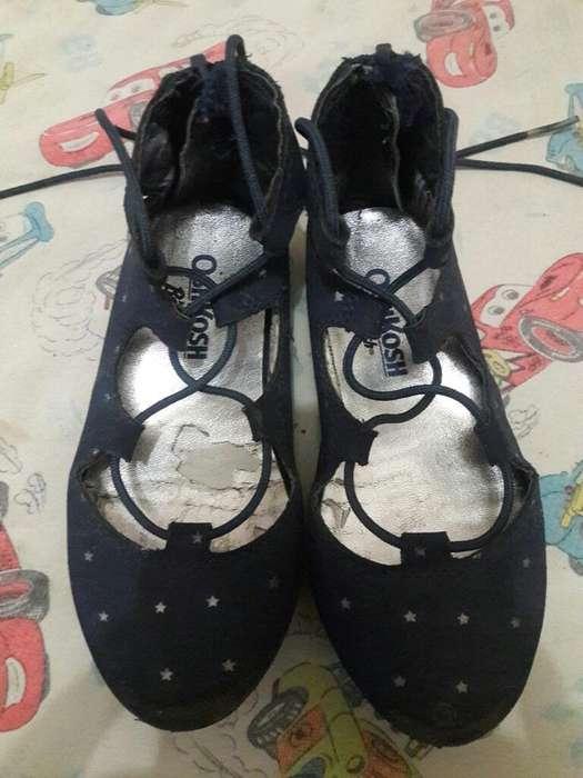 Zapatos de Niña Oshkosh Talla 7 O 23