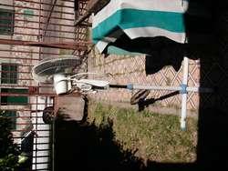 ventilador de pie tophouse