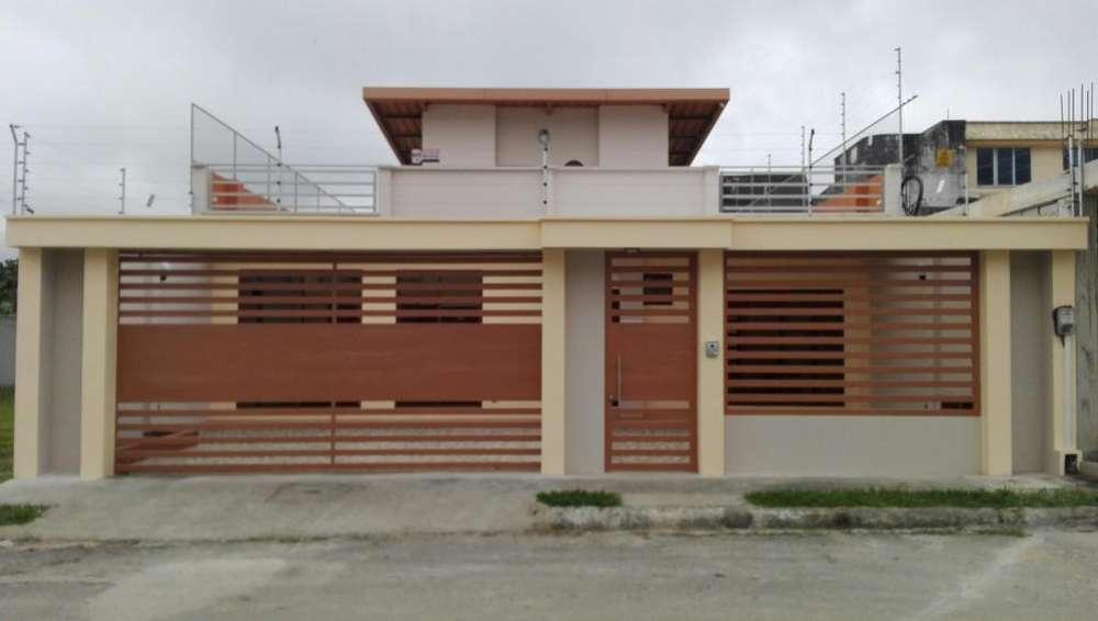 Dormitorio en Arriendo en Santo Domingo, Urb VISTA HERMOSA junto al HOSPITAL IESS