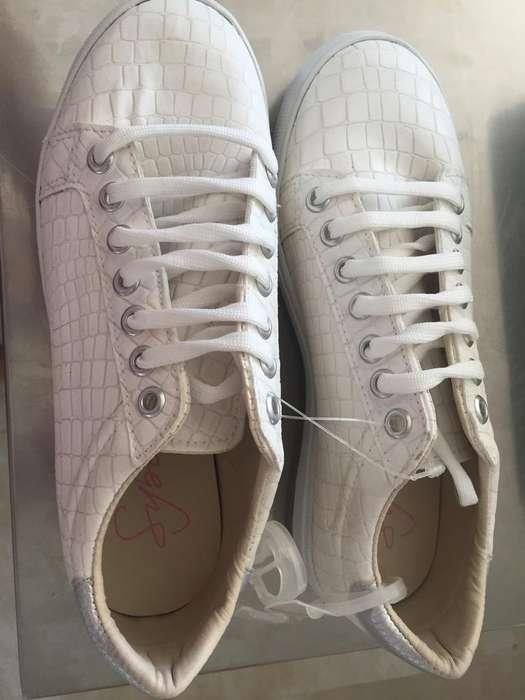 Zapatillas Nuevas Numero 36