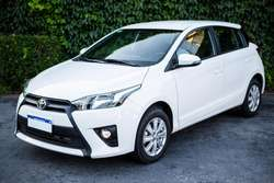 Toyota Yaris S CVT 2018 7.750kms [IMPECABLE]