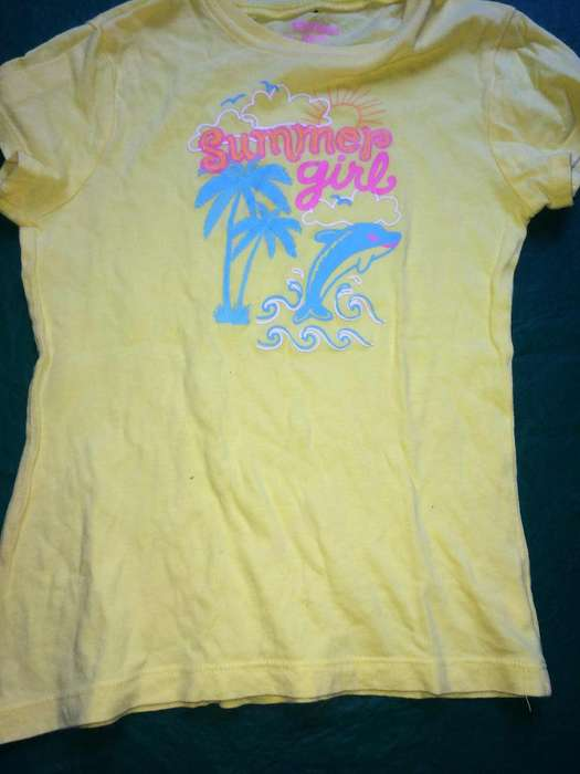 Remera Osh Kosh talle 6 impecable