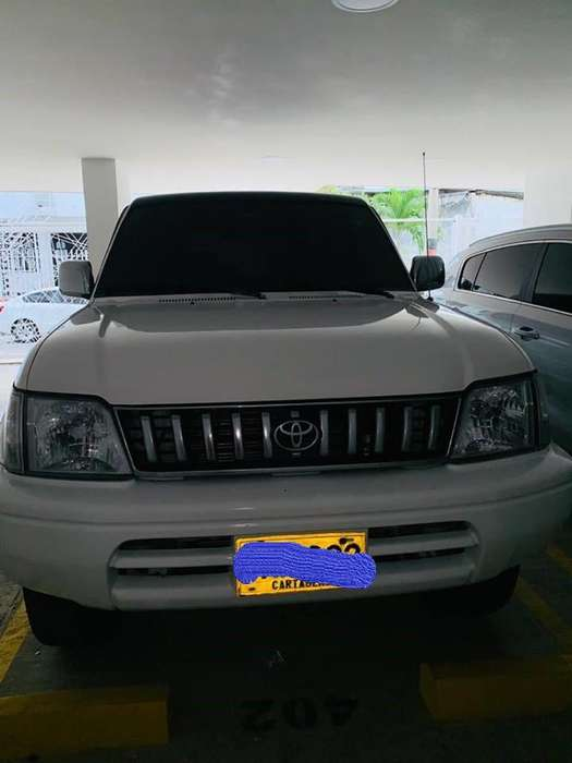 Toyota Land Cruiser Prado 2007 - 190000 km