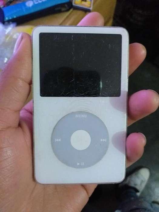 iPod de 80 Gigas