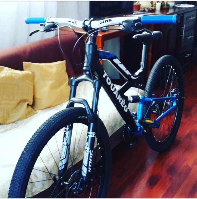 Bici Mtb Doble Suspencion 2019cómo Nueva