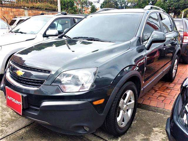 Chevrolet Captiva 2017 - 32000 km
