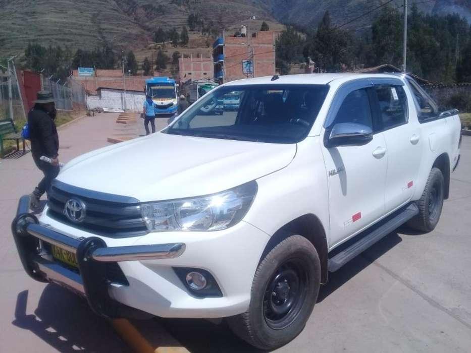 Toyota Hilo 2018 Se Alquila a Empresa