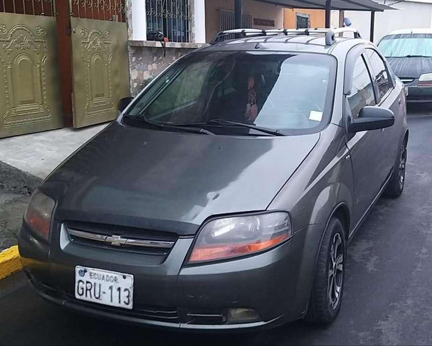 Chevrolet Aveo 2010 - 274 km