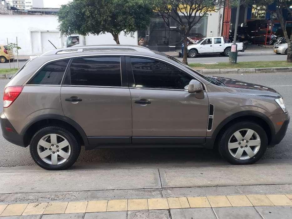 Chevrolet Captiva 2012 - 63000 km