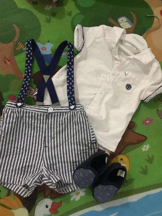 Conjuntos Completos para Bebé de Segunda