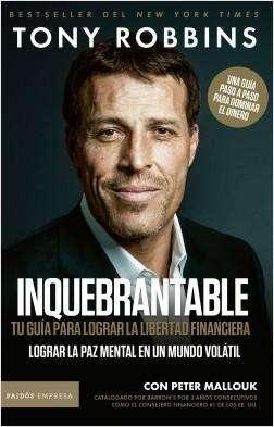 Inquebrantable por Tony Robbins