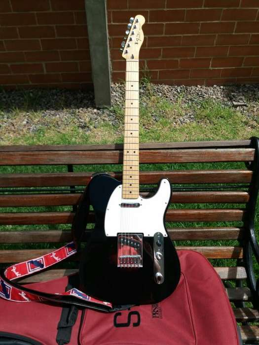 Fender Telecaster Standard Made In Mexic