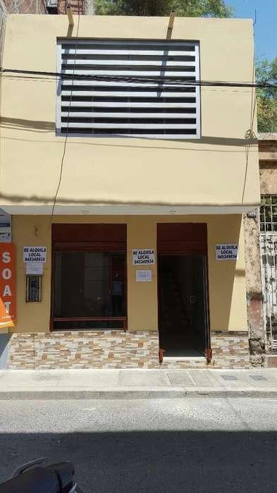 Alquiler de Local (centro de Piura)