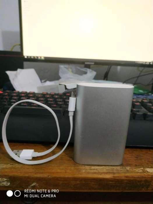 Xiaomi Cargador De Batería Portátil Mi Power Bank 10000 Mahh