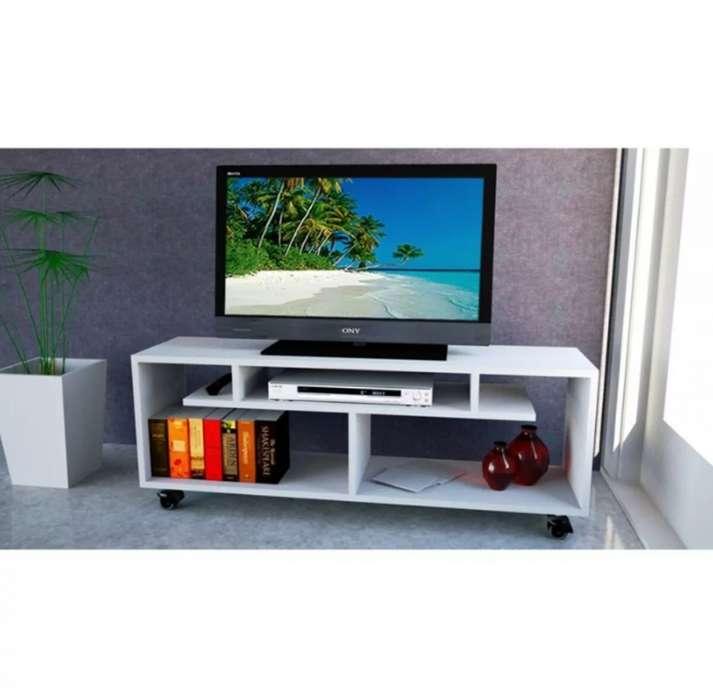 Mesa De Smart Tv Led Lcd
