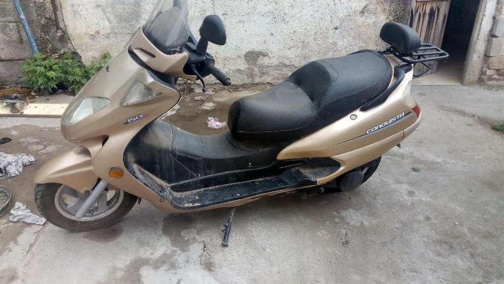 Vendo <strong>moto</strong> Scooter Keller 150