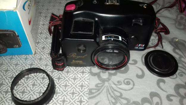 Camara Royal System Motor Drive 35mm