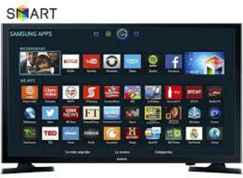 Remato Vendo Tv Samsung Smart 32 Plg 390
