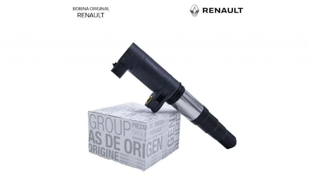 Repuesto original Renault Bobina tipo lápiz