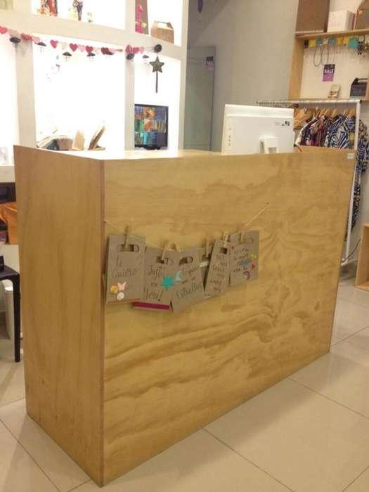 Mueble para La Caja