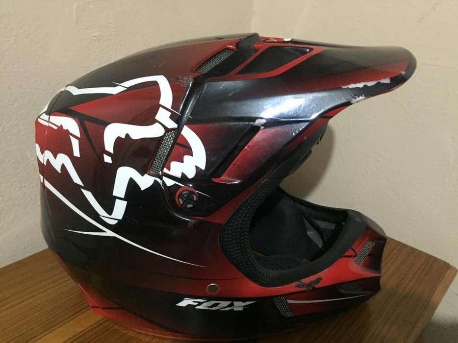 Casco Fox V3 Talla L