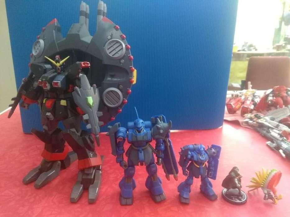 Lote #2 Gundam HCM-PRO Destroy Seed