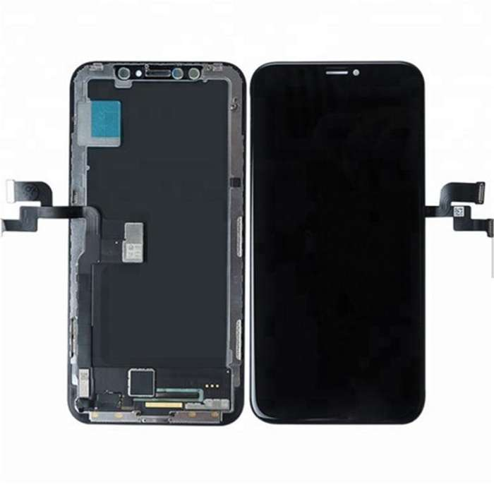 pantalla iphone xs max instalado tienda garantia