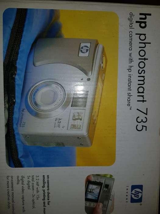 Camara Digital <strong>hp</strong> 3.2 Impecable