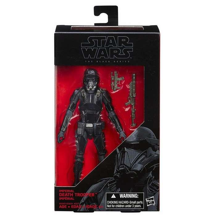 Death Trooper Imperial Star Wars Figura de acción