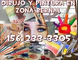 Clases de Dibujo y Pintura en Bernal, Quilmes Arte Infantil Expresión Plástica todas las Edades en Bernal 1562333305