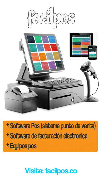 Vendedor de Software Pos Toda Colombia
