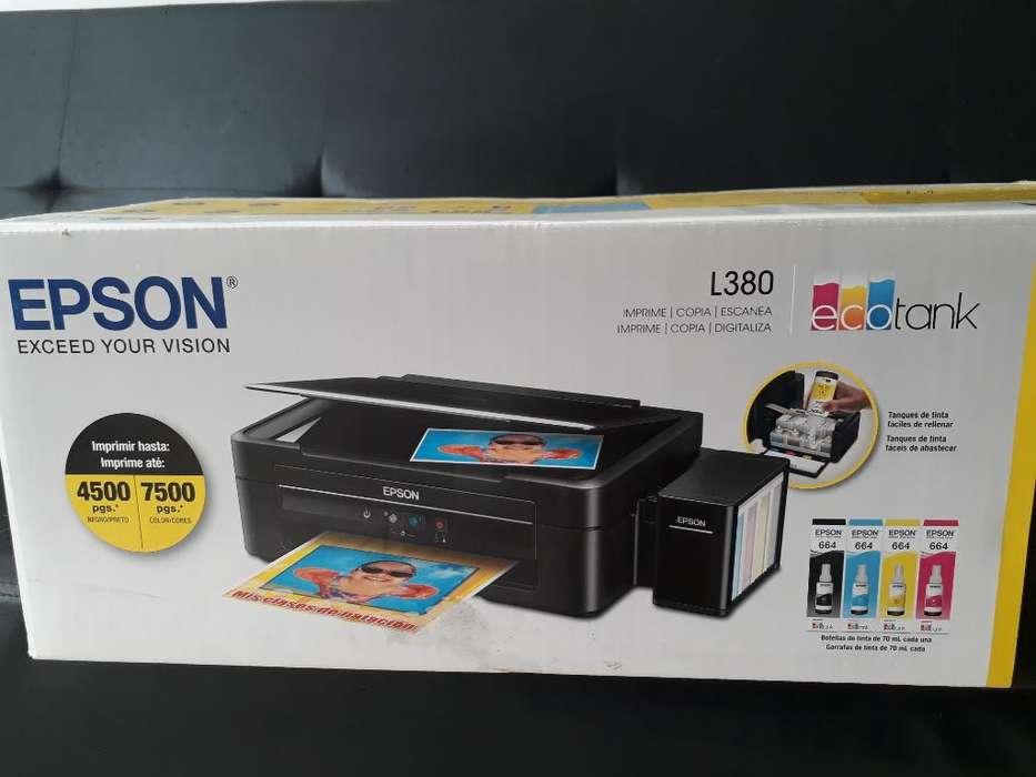 Imprrsora Multi Funcional Epson L380