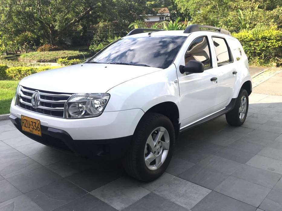 Renault Duster 2015 - 52000 km