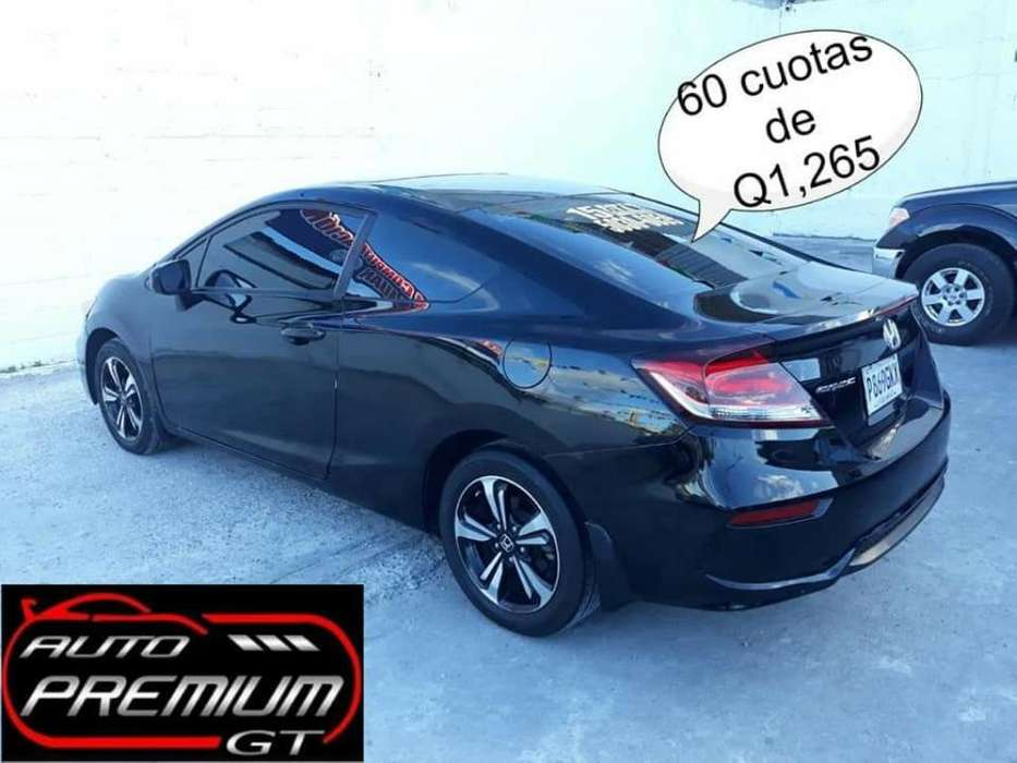 Honda Civic 2015 - 35000 km