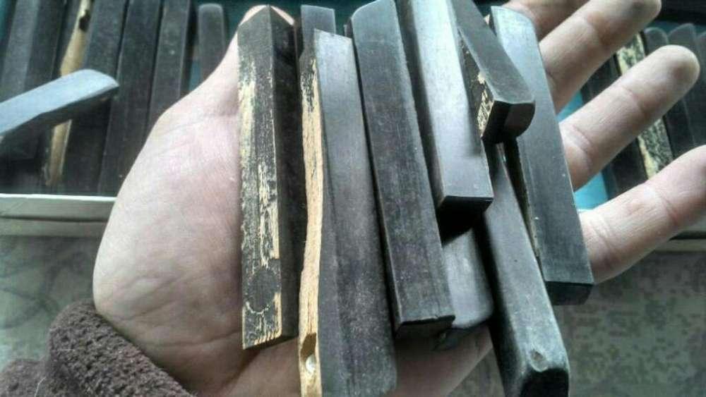 Madera Luthier Ebano Cejilla O Puente