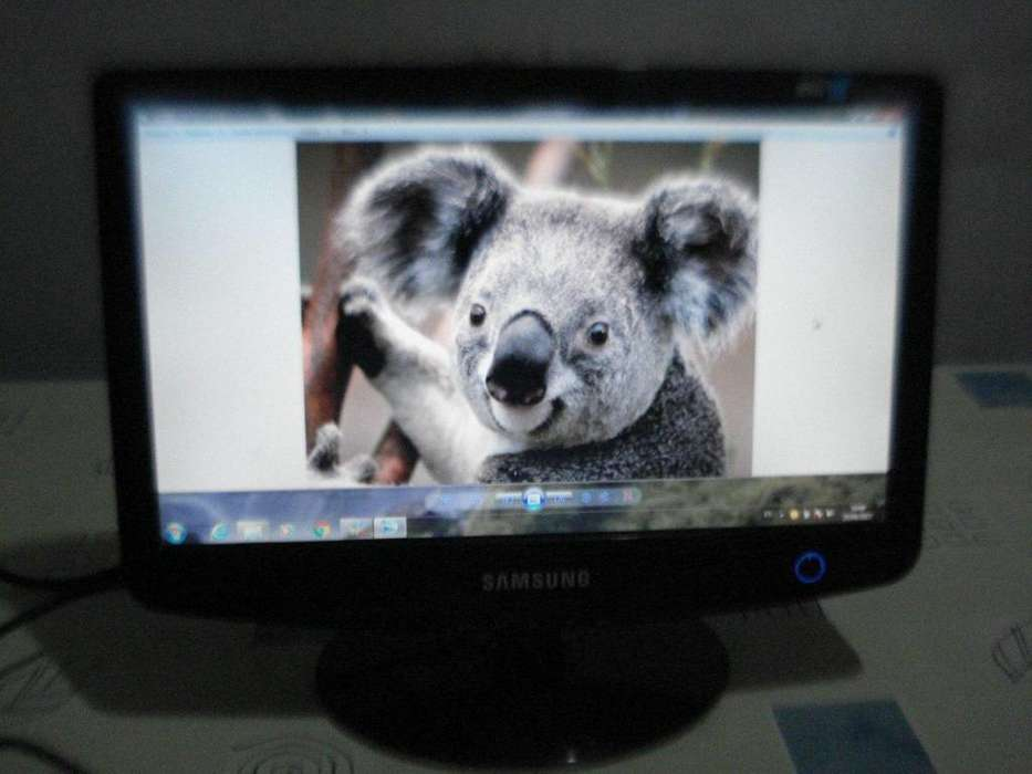 Monitor 16 pulgadas LCD Samsung Mod 632nw IMAGEN perfecta!!