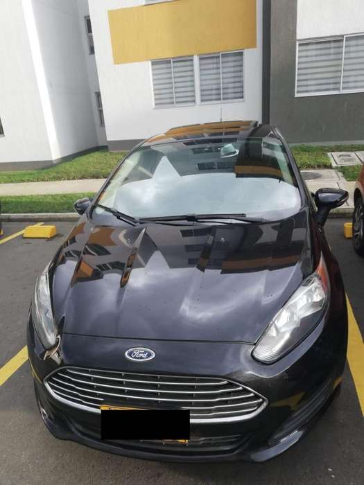 <strong>ford</strong> Fiesta  2014 - 53000 km