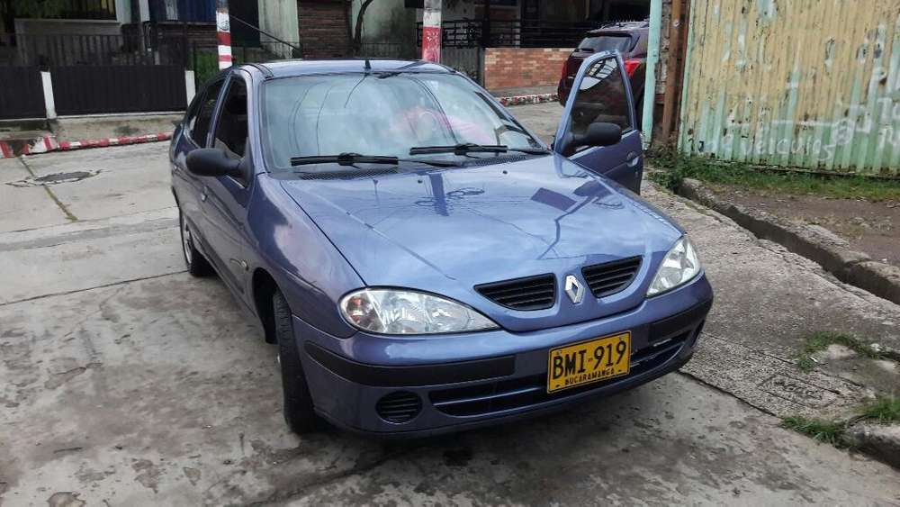 Renault Megane  2004 - 149900 km