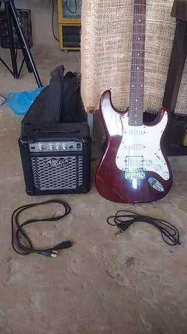VENDO guitarra electrica VORSON